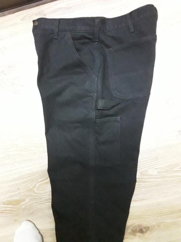 Утепленные джинсы Carhartt, оригинал. - Фото 5