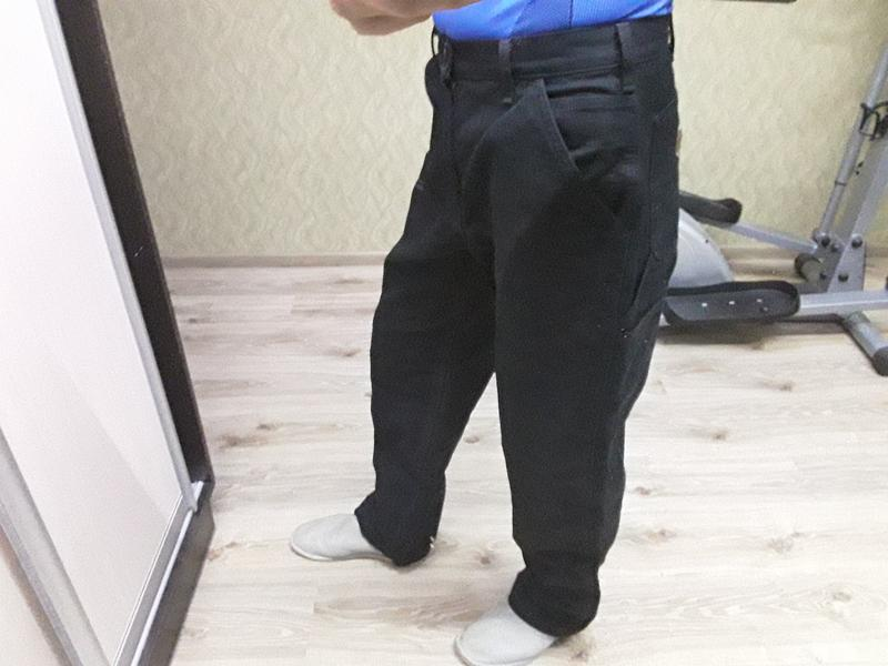 Утепленные джинсы Carhartt, оригинал. - Фото 9