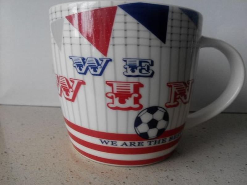 Продам чашку керамическую