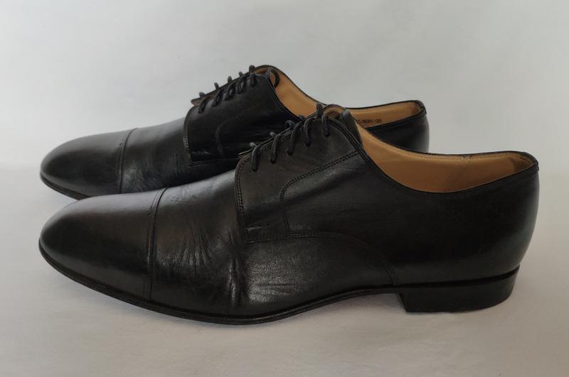 Туфли дерби bally. размер 44.5
