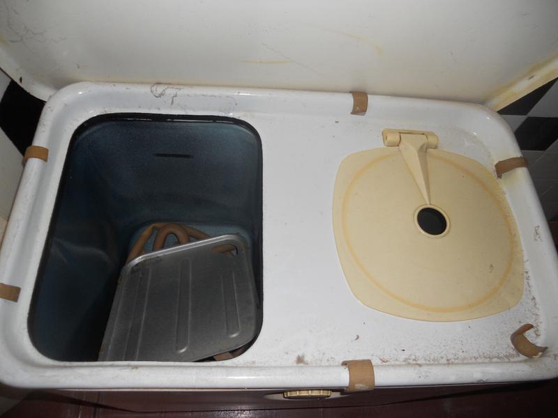 Продаю полуавтоматическую стиральную машину «Аурика рабочая
