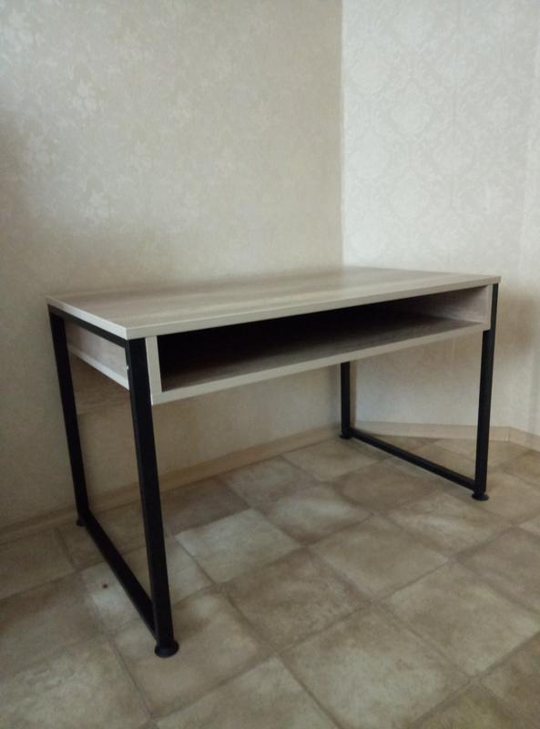 Стол детский письменный стол Loft школьный стол парта - Фото 2
