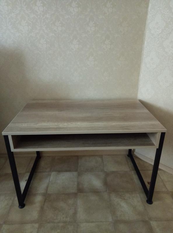 Стол детский письменный стол Loft школьный стол парта - Фото 3