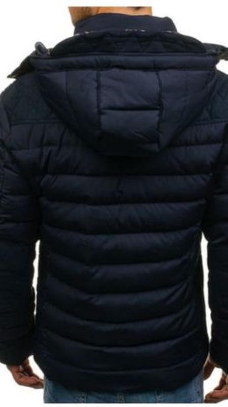 Куртка зимняя мужская - Фото 3