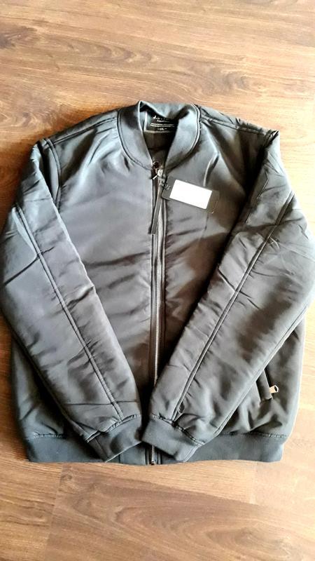 Куртка мужская бомбер - Фото 2