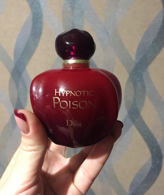 Dior hypnotic poison edt оригинал