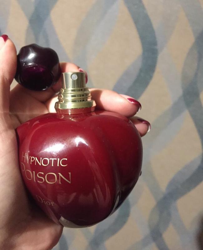 Dior hypnotic poison edt оригинал - Фото 2