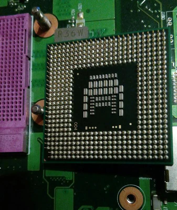 Процессор для ноутбука двухядерный Intel Core 2 Duo T6400 - Фото 2