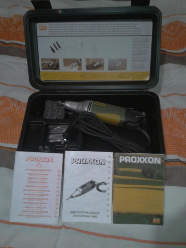 Электростамеска Proxxon MSG 28644 - Фото 2