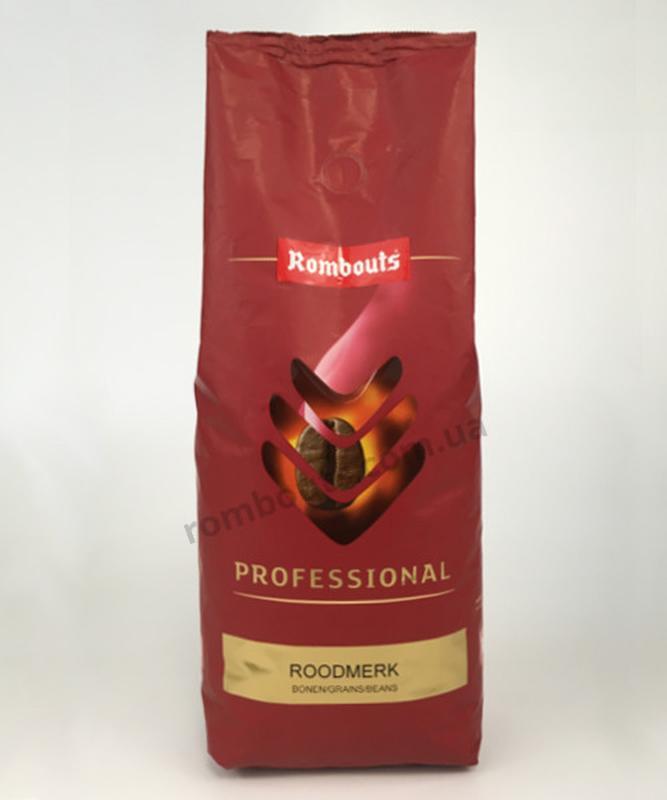 Кофе Rombouts Roodmerk  1кг.  Бельгия