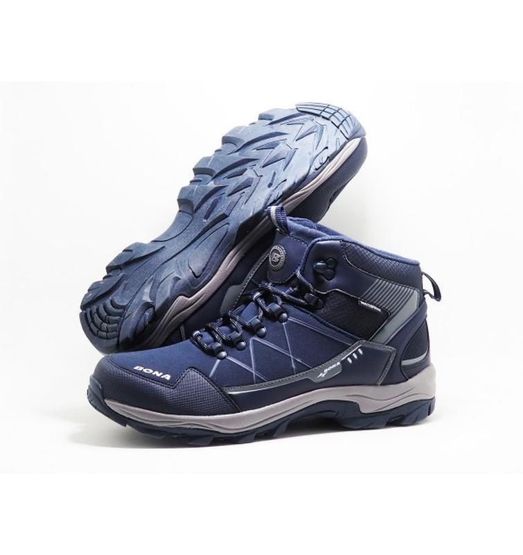Зимние ботинки bona мужские