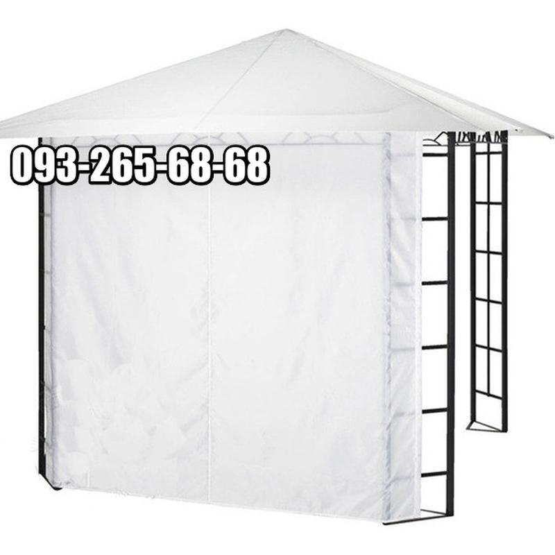 Садовый шатер 3x3, павильон, тент полиэстер.Не Китай. Новый - Фото 2