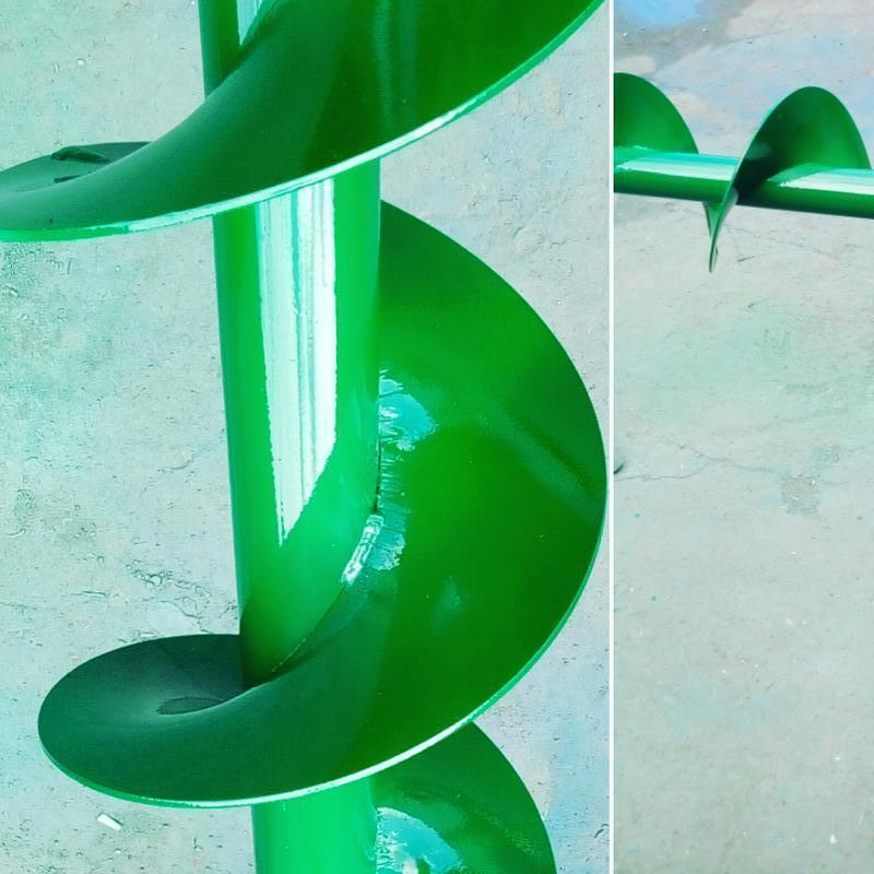 Витки шнека, сегмент шнека, спираль шнека - Фото 4