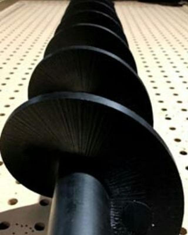 Шнеки из высокопрочного материала Tekron - Фото 2