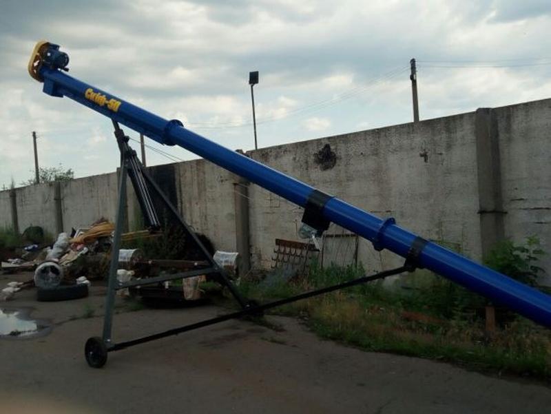 Шнековый загрузчик Скиф-50 - Фото 2