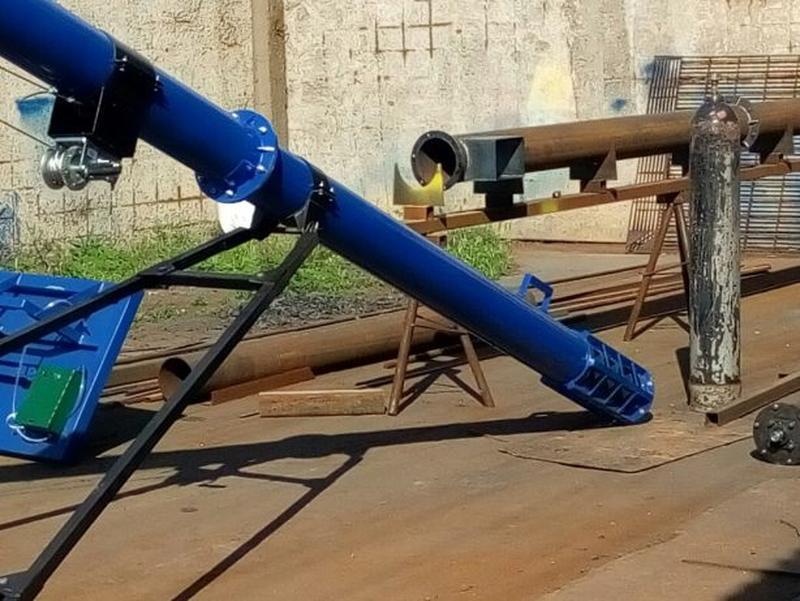 Шнековый загрузчик Скиф-50 - Фото 5