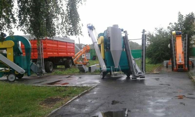 ОВС-25 Очиститель Вороха Самопередвижной - Фото 2