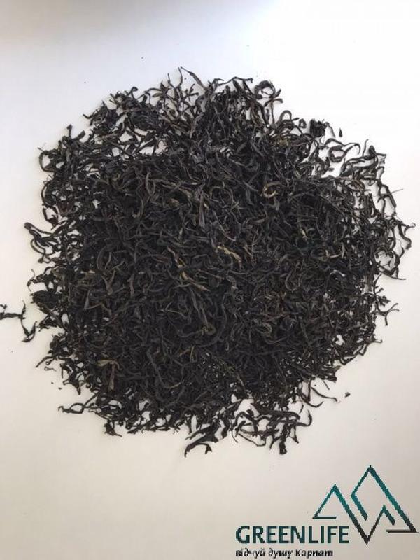 Иван чай  ферментированный листовой скрученный, іван чай листовий