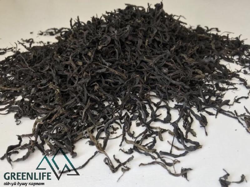 Иван чай  ферментированный листовой скрученный, іван чай листовий - Фото 2