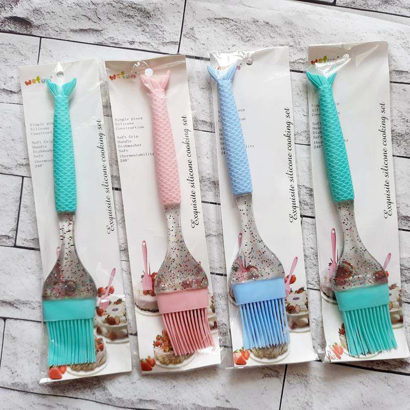 ????красиві і зручні силіконові пензлики для кухні????