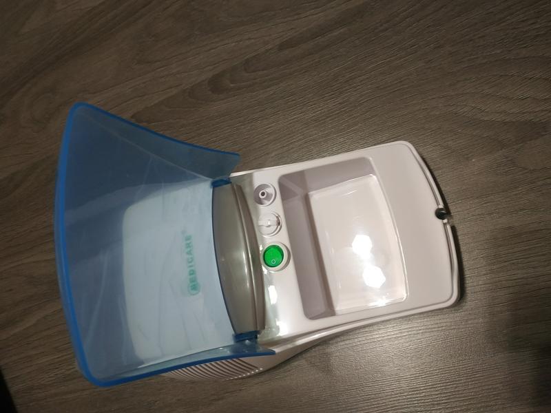 Небулайзер компрессорный  Medicare - Фото 2