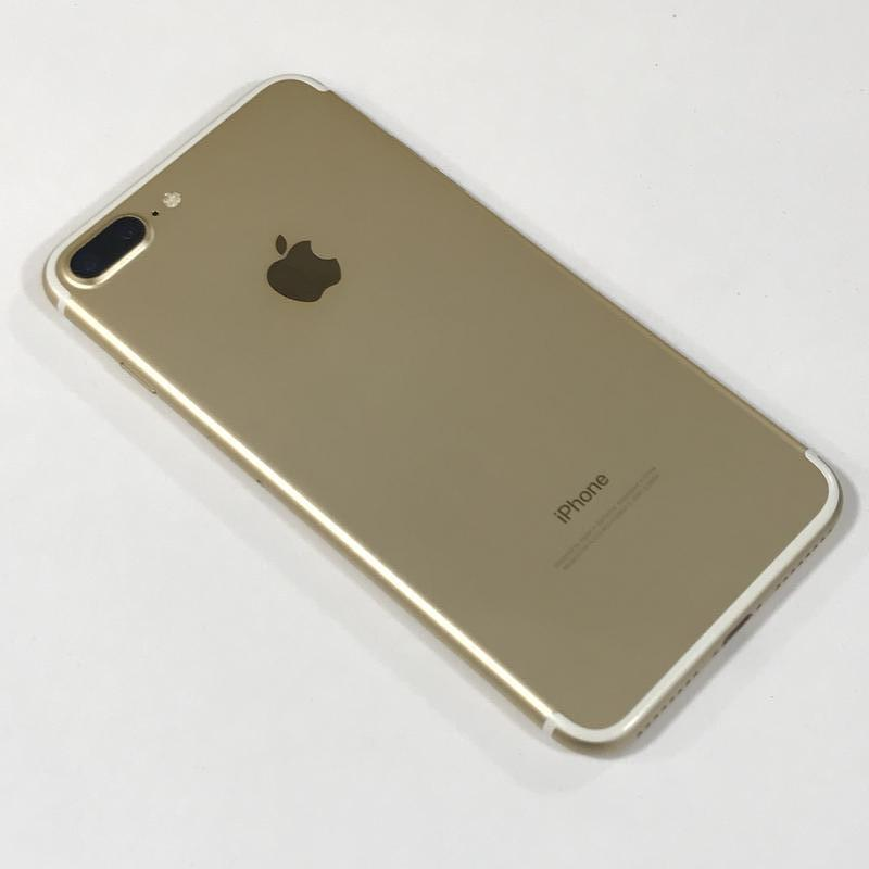 С Гарантией - Apple iPhone 7 Plus 32Gb Gold Neverlock Оригинал Б/ - Фото 2