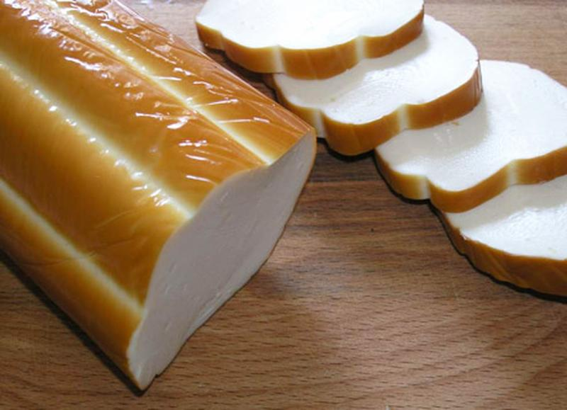 Плавленный сыр колбасный