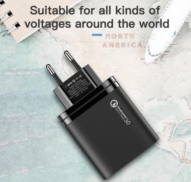 Зарядное устройство USB для смартфона