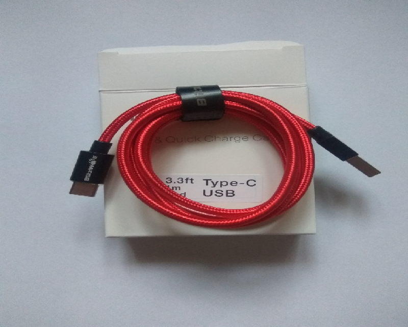 BlitzWolf BW-TC1 Реверсивный USB Type-C /3A - Фото 10