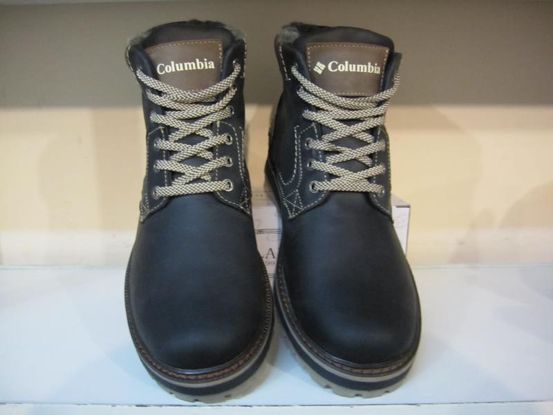 Ботинки мужские кожаные зимние - Фото 4