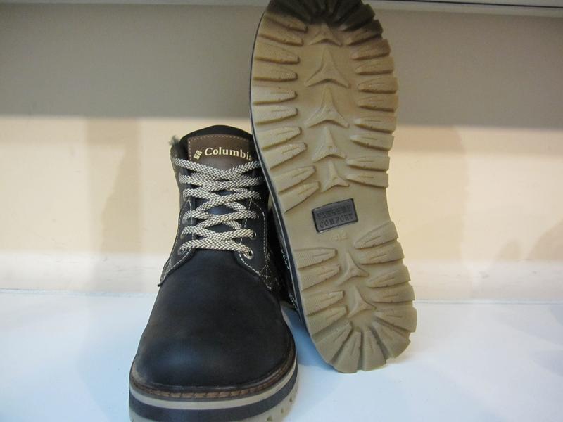 Ботинки мужские кожаные зимние - Фото 6