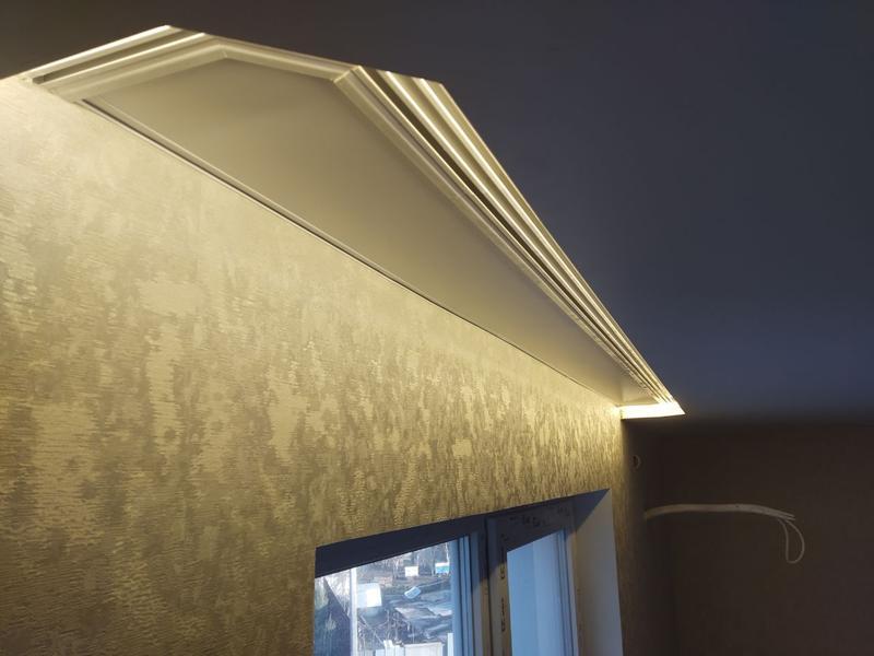Натяжные потолки - Фото 2