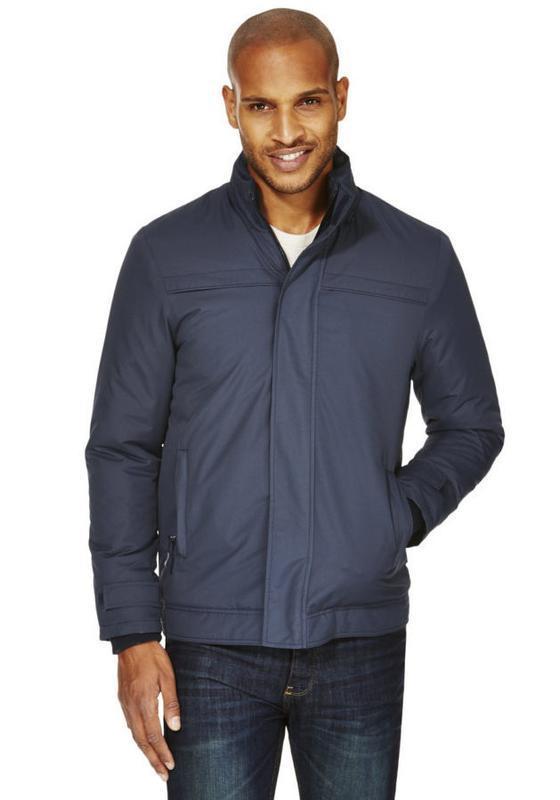 Стильная мужская куртка на флисе