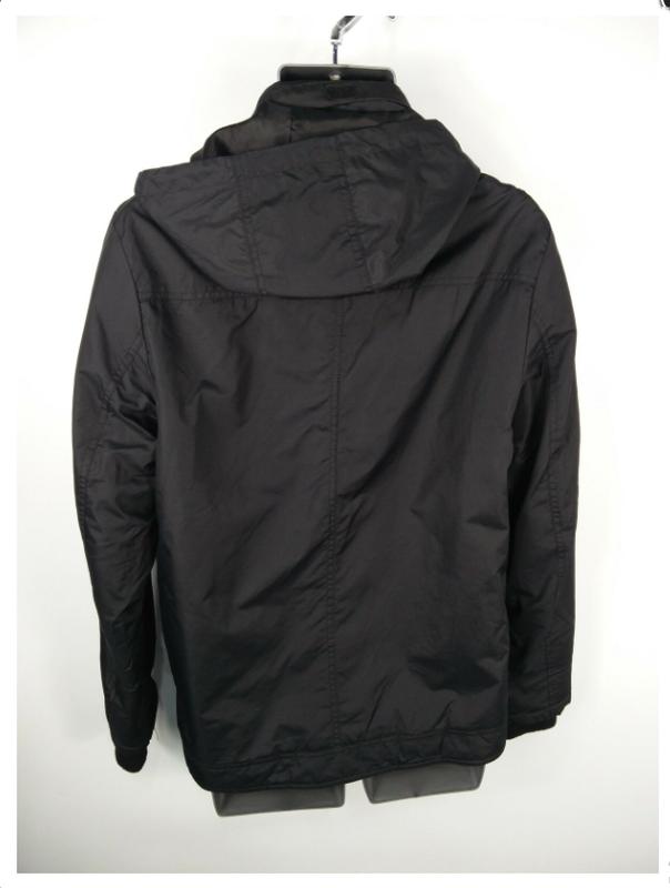 Стильная мужская куртка на флисе - Фото 4