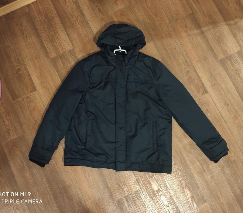 Стильная мужская куртка на флисе - Фото 7