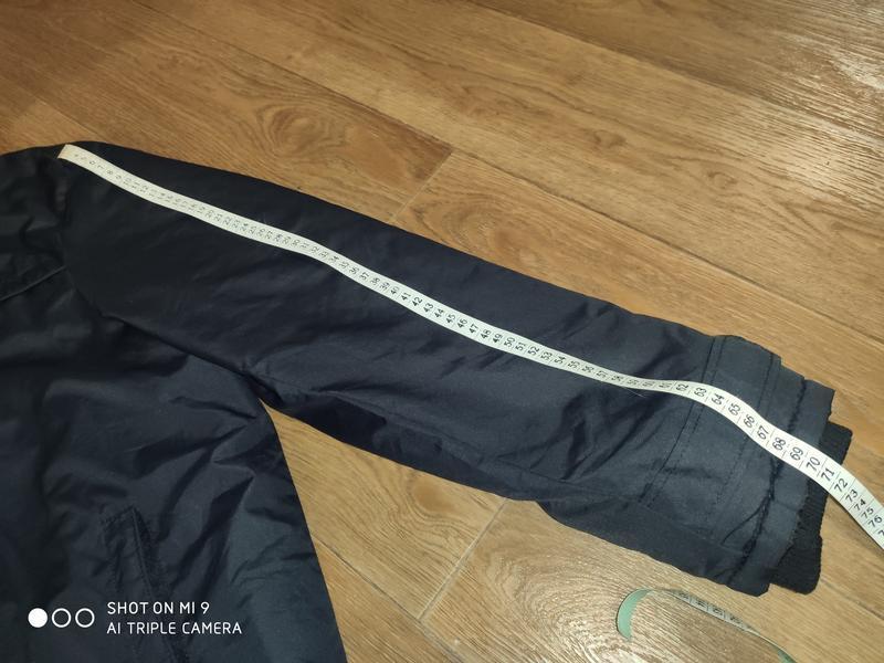 Стильная мужская куртка на флисе - Фото 8