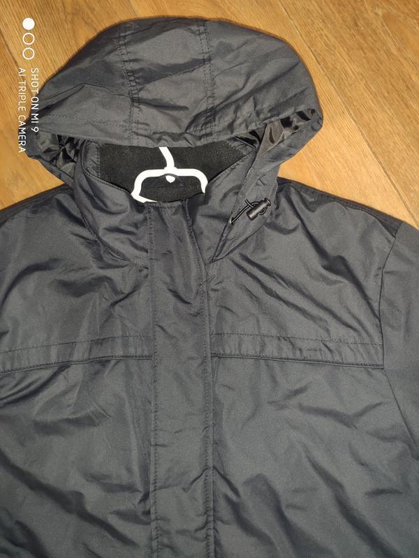 Стильная мужская куртка на флисе - Фото 9