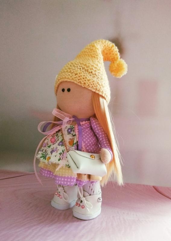 Кукла Тильда - Фото 2