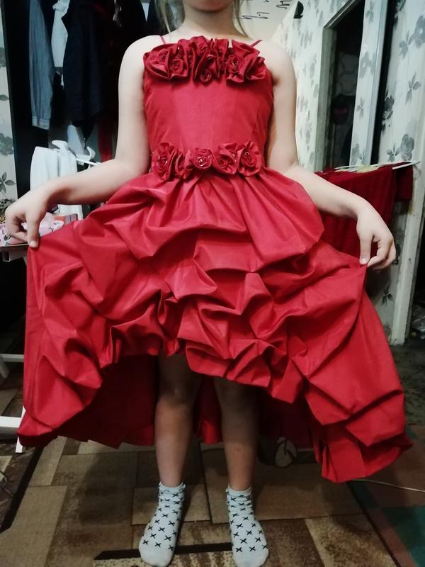 Нарядные платья - Фото 4