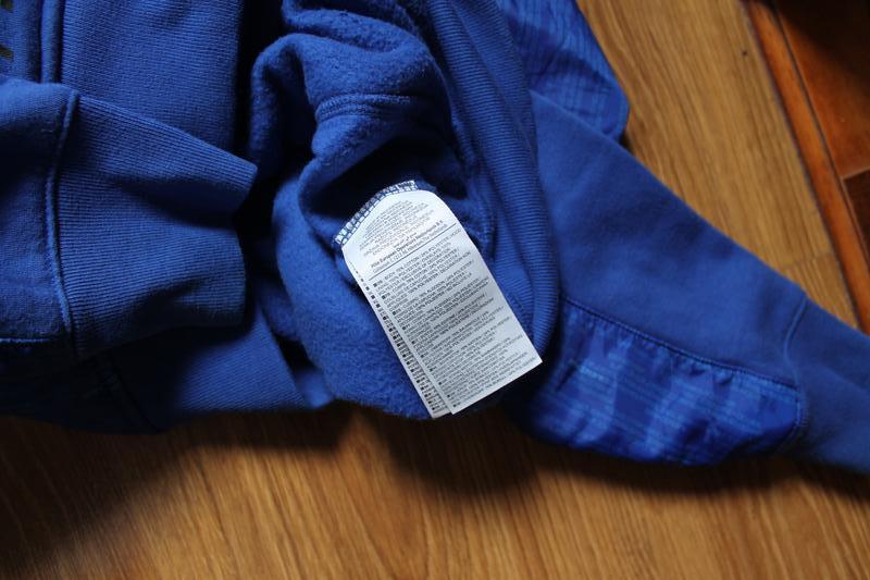 Стильное флисовое многофункциональное худи nike - Фото 6