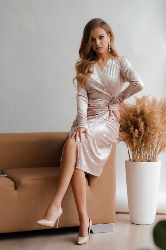 Платье - Фото 3