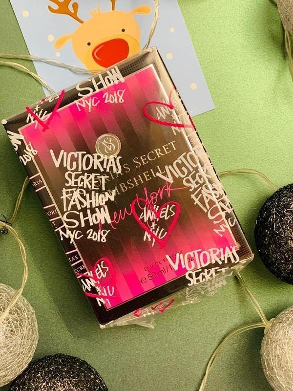 Аромат от victoria's secret bombshell, парфюм виктория сикрет - Фото 6