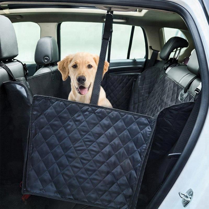 Чехол-автогамак. Перевози собаку легко! Сохрани салон авто!