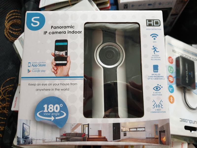Камера видеонаблюдения Wi-Fi HD