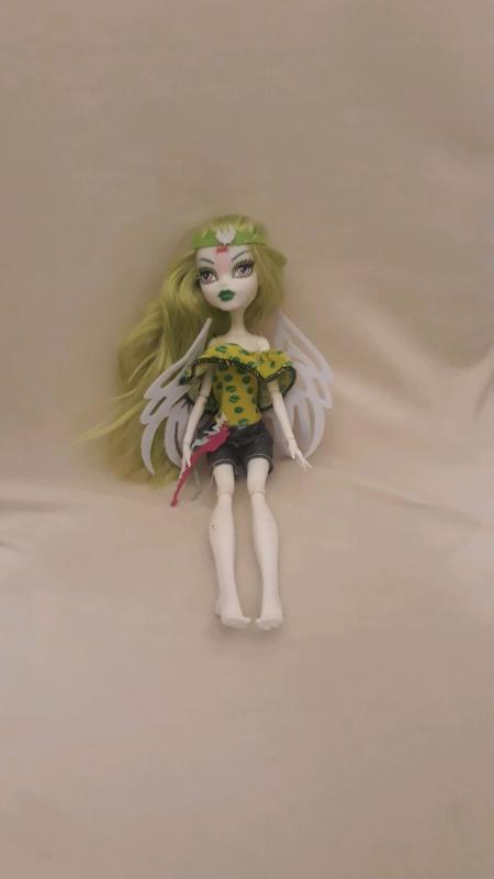 Монстр Хай лесная кукла - Фото 2
