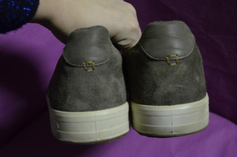 Кожаные мужские туфли lowa 45 р. - Фото 5