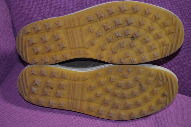 Кожаные мужские туфли lowa 45 р. - Фото 6