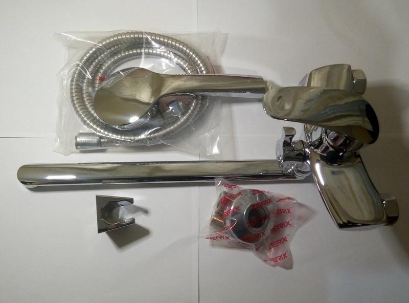 Змішувач для ванни , ванної Zerix JXD-6-A135 смеситель для ванной - Фото 2