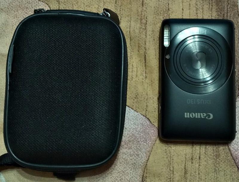 Фотоаппарат Canon Digital IXUS 130 IS