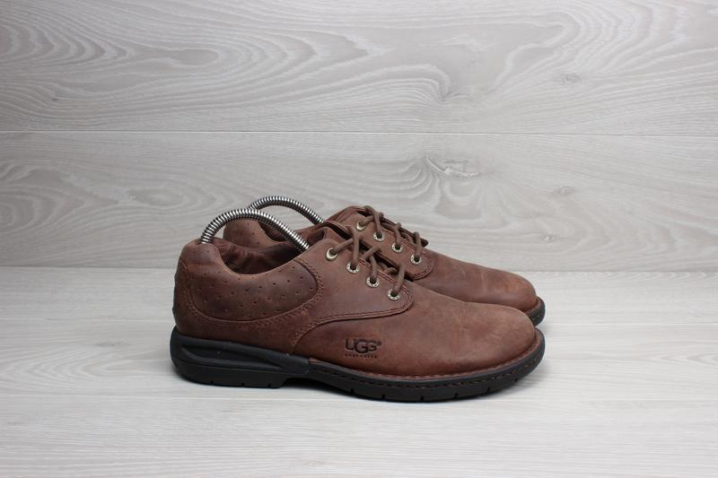 Кожаные туфли ugg australia оригинал, размер 40 - 41 (стельки ...